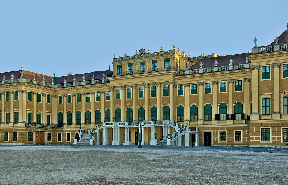 Виена - Шьонбрун