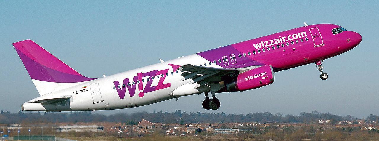 Wizz Air / Уиз Еър